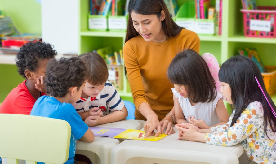 Childcare and Daycare Are Interchangeable